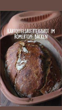 Sourdough Bread, Artisan Bread, Quick Bread, Baked Potato, Pork, Easy Meals, Sweets, Meat, Tattoos