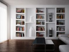 plasterboard shelves - Google Search