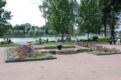 Hietaniemen hautausmaa, Helsinki, Finland.