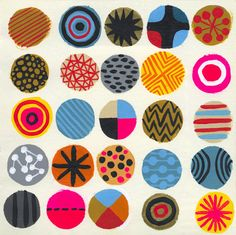 pattern play 2 by fragmented, via Flickr