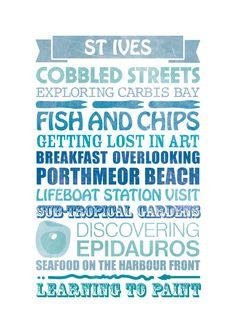St Ives, Cornwall, Seaside, Beach