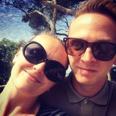 Our future's so bright we gotta wear shades... #love #husband #pointlonsdale #bellarine #bellarinepeninsula #thebellarine #sunglasses #shades #sunshine #sunny #melbournecupday #dayoff #instalove #mysweetheart by bettie_housewife http://ift.tt/1JO3Y6G