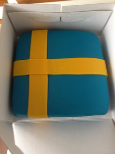 Zweedse flag