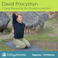 Our latest free yoga class focusing on the shoulders and neck. Enjoy, friends! https://www.doyogawithme.com/content/deep-release-shoulders-and-neck-yoga
