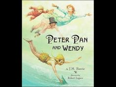 Peter Pan and Wendy - Full Audiobook - YouTube