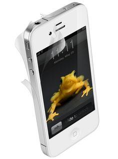 Pellicola integrale per iPhone 4 e 4S | electromania.co @26.99€