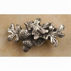 Acorn cluster knob (Pewter with Bronze) (Pack of 10)