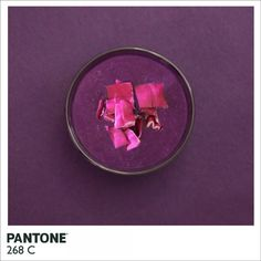 Red Cabbage Soup Recipe: Pantone 268 C by Ani Tzenkova #Soup #Red_Cabbage
