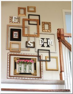 Photo Wall Gallery Layout Ideas
