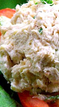 Tuna Salad, Deli Style - this salad has just the right amount of seasoning and is perfect to serve in tomato cups or for sandwiches ❊ 12 Mouth Watering Keto Friendly Seafood Salad Ideas Healthy Meals For Kids, Good Healthy Recipes, Healthy Foods To Eat, Healthy Eating, Healthy Weight, Tuna Fish Recipes, Seafood Recipes, Cooking Recipes, Tuna Salad Recipes