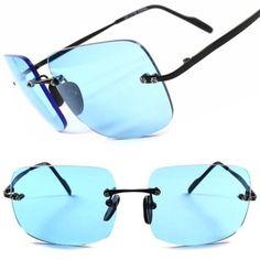 Frameless Sunglasses Lelong : 1000+ images about men frameless sunglasses on Pinterest ...