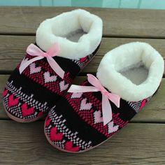 Cute-Women-Men-Winter-Warm-Antiskid-Slippers-Soft-Plush-Indoor-Couple-Home-Shoes