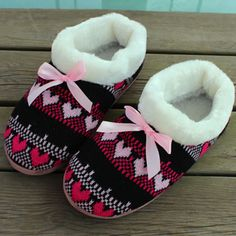 Cute-Women-Men-Winter-Warm-Antiskid-Slippers-Soft-Plush-Indoor-Couple-Home-Shoes