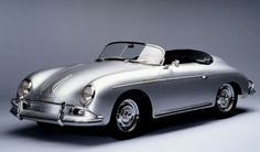 Top most beautiful cars of the 1950's - Swide - Porsche 356 Speedster (1955)