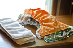 How to wash cloth diapers in hard water. Also how to mix your own wet wipe solution.