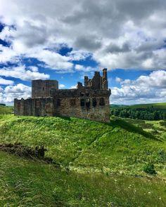 Crichton Castle, Scotland
