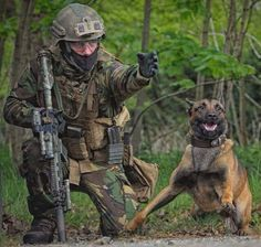 Dutch Special Forces-Marines... MG