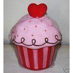 TARGET PINK CUPCAKE COOKIE JAR VALENTINES DAY RARE. PLEASE HELP ME FIND THIS COOKIE JAR????