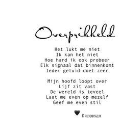 """Brievenbusgeluk op Instagram: """"• Overprikkeld • ©️ 🙈😖🙉 . #gedichtjesvanbrievenbusgeluk . ——— www.brievenbusgeluk.nl ——— . . . . . . #gedicht #gedichtje #poëzie #dichter…"""""""