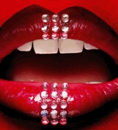 Lips Red Lollipop Photo by xicathedog Lipstick Art, Red Lipsticks, Makeup Art, Lip Makeup, Makeup Ideas, Red Lollipop, Lip Wallpaper, Candy Lips, Beautiful Lips