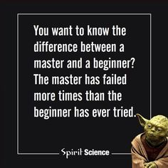 This quote has so much truth to it. The theory that connects to it is the Problem Based Learning Theory developed at McMaster University in Canada. This theory states how students can deal with problems that they come across in their learning. We will all make mistakes and have problems with our learning. It is how we overcome our mistakes that eventually will make us masters of learning.