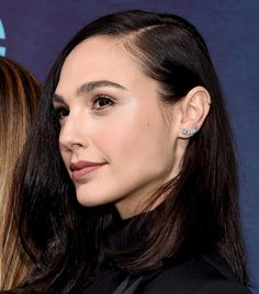 """Gal Gadot Photos - Gal Gadot attends the Premiere Of TNT's """"I Am The Night"""" at Harmony Gold on January 2019 in Los Angeles, California. - Premiere Of TNT's 'I Am The Night' - Arrivals Emerald Cut Diamonds, Diamond Cuts, Gal Gadot Photos, Gal Gardot, Gal Gadot Wonder Woman, Retro Hairstyles, Cute Woman, Amazing Women, Beautiful Women"""