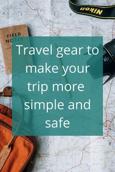 Adoration 4 Adventure's recommendations for budget travel gear that will make your trip more comfortable, simple, and safe.