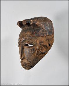 Idoma Ikpobi Mask   Idoma African Art   African Art Gallery