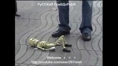 """Скелет ТанцуетPart5.под Легендарную""""Let's Twist Again""""▼ClickToShare▼"""