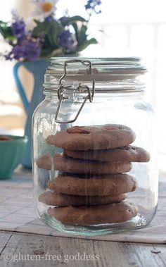 Gluten-Free Goddess Cookies by Karina