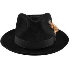6068c20bc1083 Chatham - Stetson Felt Fedora Hat - TFCHAT Stetson Fedora