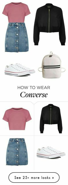 How to Wear Converse Outfits for High School Students - .- Comment porter des tenues Converse pour les lycéens – … How to Wear Converse Outfits for High School Students - Converse Outfits, Tomboy Outfits, Teen Fashion Outfits, Mode Outfits, Grunge Outfits, Cute Casual Outfits, Skirt Outfits, Outfits For Teens, School Outfits
