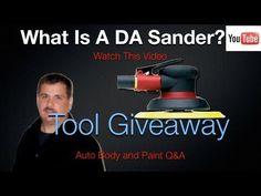 What Is A DA Sander