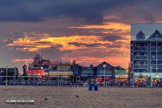 ocean city maryland boardwalk