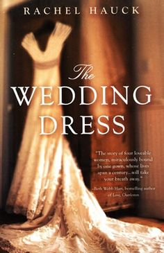 Must READDD! Okay so I finished this book going into my Junior year of college and it was so good! This book deals with Charolette, who is a wedding shop owner in Alabama. She finds a dress that is 100 years old. As she tries to figure out where this dress came from, Char also learns a lot about herself and the trials she is facing with marrying her fiancee. As we learn about this dress and its 3 previous owners, there is one commonality: Spiritual growth and love. Worth reading twice! :)