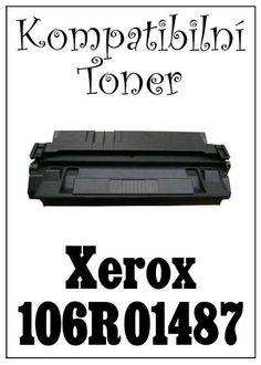 Kompatibilní toner Xerox 106R01487 za bezva cenu 1069 Kč