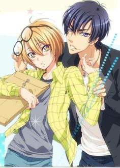 Love stage ( my best friend and I are reading together)!!!!!!