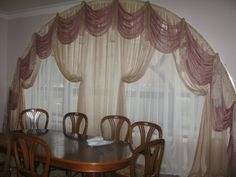 Kitchen Window Curtains, Valance Curtains, Window Coverings, Windows, Textiles, Dress, Home Decor, Blinds, Dresses