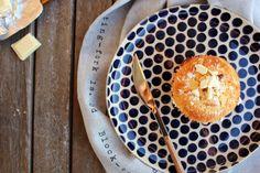 Muffins de manga e côco