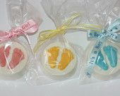 oreo cookie pops great for baby showers