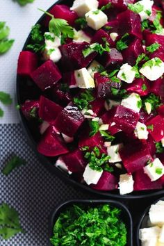 and Feta Cheese Salad Healthy Beetroot and Feta Salad by scrambledchefs: This salad has the perfect balance of sweet and salty from the beetroot and feta cheese. Super healthy and tastes even better.Healthy Beetroot and Feta Salad by scrambledchefs: This Vegetarian Recipes, Cooking Recipes, Healthy Recipes, Quick Recipes, Grilling Recipes, Cooking Ideas, Food Ideas, Beetroot And Feta Salad, Vegetarian Food