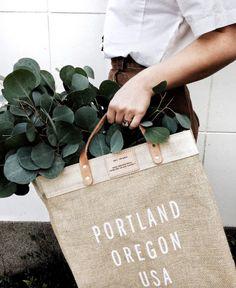 Portland, Oregon + minimalism