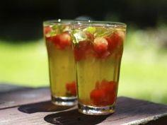 Thai Basil Watermelon Tea