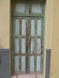 Gran Canaria deur