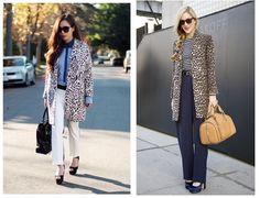 7 Leopard Print Coat, Duster Coat, Classy, Jackets, Fashion, Down Jackets, Moda, Chic, Fashion Styles