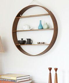 Large Circle Shelf 70cm x 70cm - hardtofind. drool
