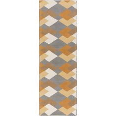 Grey,Multi,Abstract,Color Block,Geometric,Ikat,(,100) Runner Rugs: Use runner rugs in hallways and on stairs to protect your flooring, absorb noise, and create an inviting feel. Free Shipping on orders over $45!