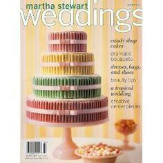 Martha Stewart Weddings Magazine, Summer 2003, Issue #25 (Single Issue Magazine)  http://balanceddiet.me.uk/lushstuff.php?p=B002KYHSTU  B002KYHSTU