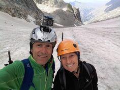 Il Clapier : il Tremila ed il Ghiacciaio più meridionale delle Alpi