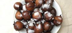 Glutenvrije gefrituurde kwarkballetjes